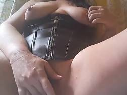 slutty girlie pleasing pussy
