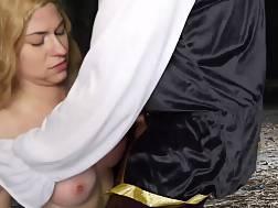 light haired slave girl