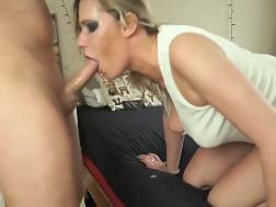 deepthroat drilling sexual blonde