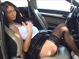 Fuck Jogger Naked Horny Couple In Car