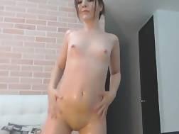 skinny hot girlie exposing