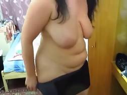 fat milf hubbys underwear