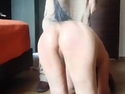 submissive wifey bent &