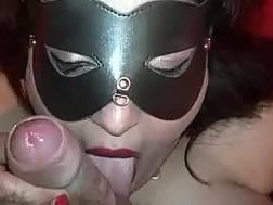 curvy nymph mask ready
