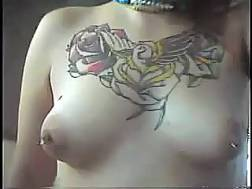 tattooed wicked whore cock