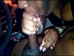 obscene gf blowing black