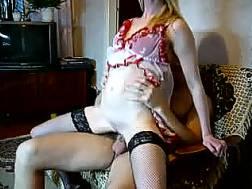 white slim blond wifey