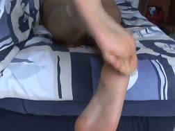 sweaty feet long begging