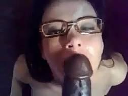 girlfriend manages milk big