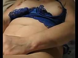 curvy busty amateur housewife