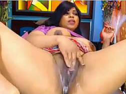 curvy indian livecam slut