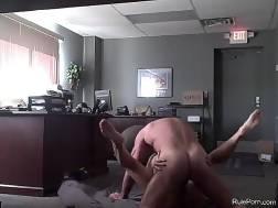 secretary fucks boss floor