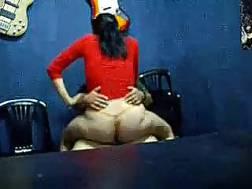 hispanic wife bubble butt