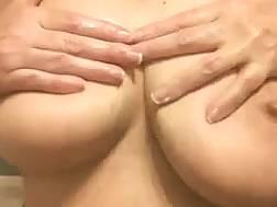 big natural tits cream
