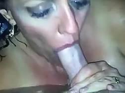 mature bitch blowjob schlong