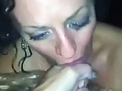 mature bitch blowjob schlong
