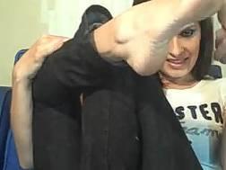 foot fetish web cam