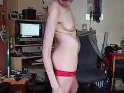 web cam clip skinny