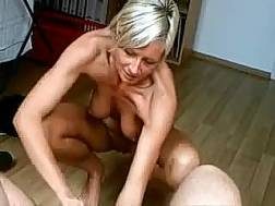 mature german lady blow