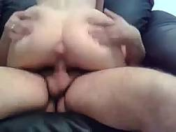 look wifes asshole riding