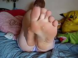 letting foot see awesome