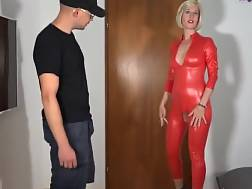 german anal latex mother