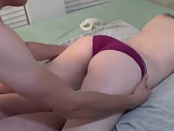 huge backside & fucking