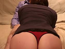 wifey black stockings sucking