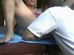 outdoor wife cowgirl creampie