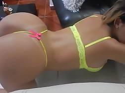 hottest butt panties