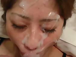 asian dick massive facial