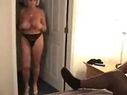 mature cuckold wifey banged