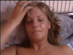 young german chubby wife