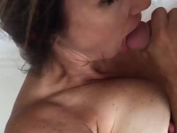 hot wifey handjob