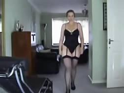 sexy blondie mamma wife