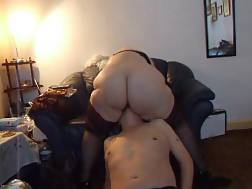 huge ass mature fatty