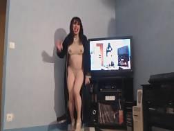 sexual latina mom dancing