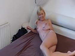 good blond mother drilled