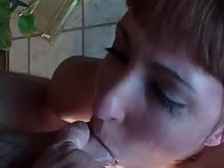 gagging & sloppy cock
