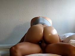 lovely big oiled backside