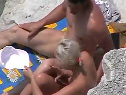 sexual nymph rammed beach