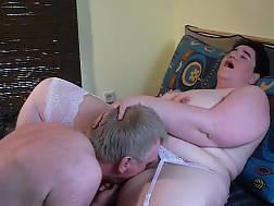 fat mature orgasm