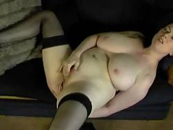 curvy big jugs lady
