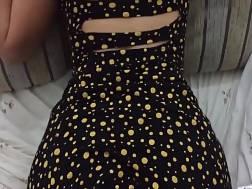 girlie nice dress bends