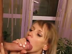 lovely mom sucking eating