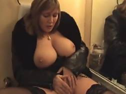 huge breasted honey wanking