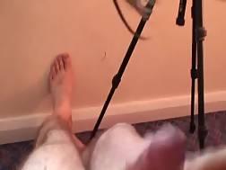slender girlie knees