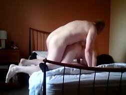 doggy style ramming bed