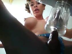 boobed sexy t-girl fucking