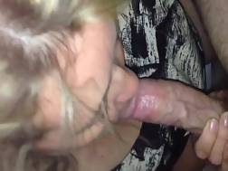 sexy mature blowing really